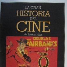 Cine: REVISTA LA GRAN HISTORIA DE CINE TERENCI MOIX Nº10. Lote 273271043