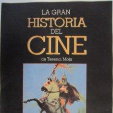 Cine: REVISTA LA GRAN HISTORIA DE CINE TERENCI MOIX Nº12. Lote 273271123