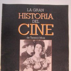 Cine: REVISTA LA GRAN HISTORIA DE CINE TERENCI MOIX Nº12. Lote 273271203