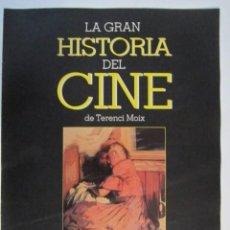 Cine: REVISTA LA GRAN HISTORIA DE CINE TERENCI MOIX Nº14. Lote 273271303