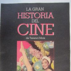 Cine: REVISTA LA GRAN HISTORIA DE CINE TERENCI MOIX Nº15. Lote 273271343