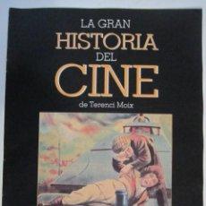 Cine: REVISTA LA GRAN HISTORIA DE CINE TERENCI MOIX Nº18. Lote 273271478