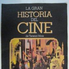 Cine: REVISTA LA GRAN HISTORIA DE CINE TERENCI MOIX Nº19. Lote 273271558