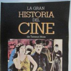 Cine: REVISTA LA GRAN HISTORIA DE CINE TERENCI MOIX Nº21. Lote 273271673