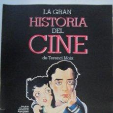 Cine: REVISTA LA GRAN HISTORIA DE CINE TERENCI MOIX Nº23. Lote 273271753