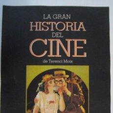 Cine: REVISTA LA GRAN HISTORIA DE CINE TERENCI MOIX Nº24. Lote 273271813