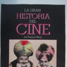 Cine: REVISTA LA GRAN HISTORIA DE CINE TERENCI MOIX Nº25. Lote 273271868