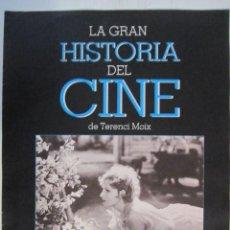 Cine: REVISTA LA GRAN HISTORIA DE CINE TERENCI MOIX Nº27. Lote 273271968