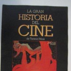 Cine: REVISTA LA GRAN HISTORIA DE CINE TERENCI MOIX Nº8. Lote 273277278