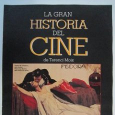 Cine: REVISTA LA GRAN HISTORIA DE CINE TERENCI MOIX Nº9. Lote 273277313