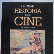 Cine: REVISTA LA GRAN HISTORIA DE CINE TERENCI MOIX Nº18. Lote 273277743