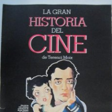 Cine: REVISTA LA GRAN HISTORIA DE CINE TERENCI MOIX Nº23. Lote 273277858