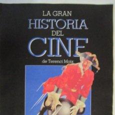 Cine: REVISTA LA GRAN HISTORIA DE CINE TERENCI MOIX Nº75. Lote 273278358