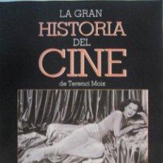 Cine: REVISTA LA GRAN HISTORIA DE CINE TERENCI MOIX Nº81. Lote 273278418