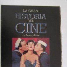 Cine: REVISTA LA GRAN HISTORIA DE CINE TERENCI MOIX Nº79. Lote 273278723