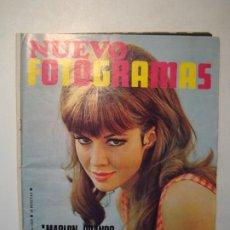 Cinema: NUEVO FOTOGRAMAS Nº 1029 AÑO 1968 - JOCELYN LANE / MARLON BRANDO / TONY LEBLANC. Lote 274853578
