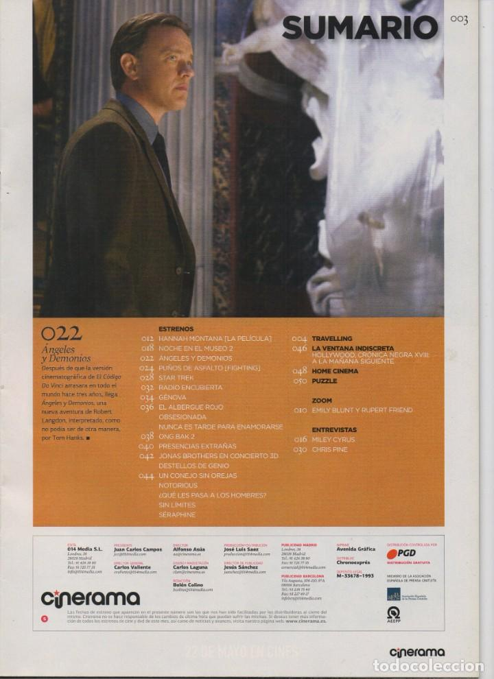Cine: CINERAMA MAYO 2009 - Foto 5 - 275047503