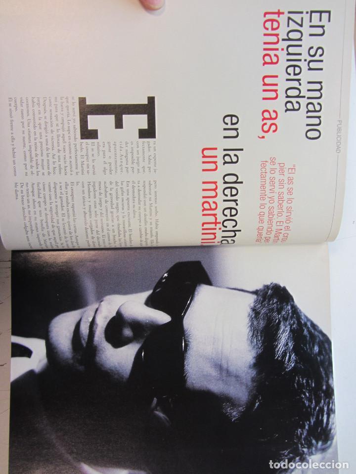 Cine: Cinemania. 6 revistas encuadernación de lujo. año 1996 y 1997 Nº 19, 20,21,22,23 y 24. - Foto 7 - 275128578