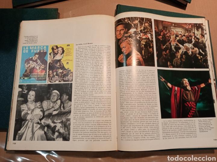 Cine: EL CINE ENCICLOPEDIA DEL 7º ARTE BURU LAN COMPLETA 1973 8 tomos - Foto 5 - 275303033