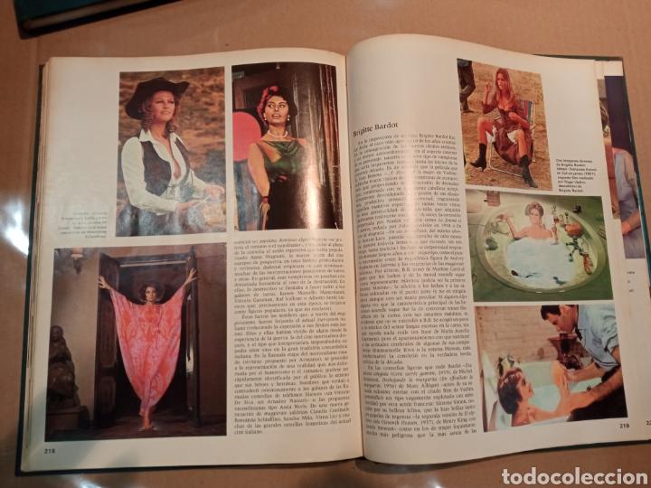Cine: EL CINE ENCICLOPEDIA DEL 7º ARTE BURU LAN COMPLETA 1973 8 tomos - Foto 7 - 275303033