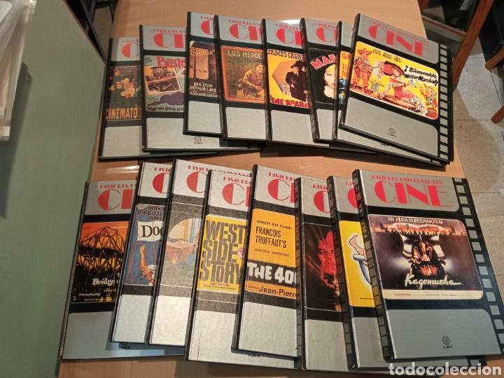Cine: HISTORIA UNIVERSAL DEL CINE ED. PLANETA 1982 16 tomos - Foto 3 - 275304908