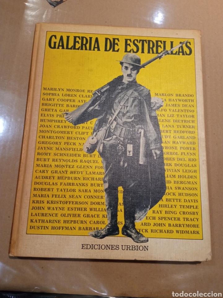 Cine: LAS ESTRELLAS historia del cine en sus mitos ENCICLOPEDIA URBION COMPLETA 1980 8 tomos + 1 EXTRA - Foto 9 - 275304683