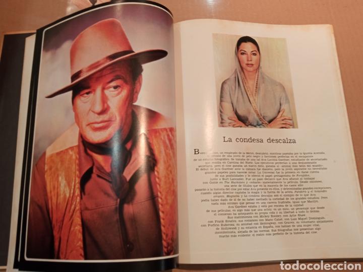 Cine: LAS ESTRELLAS historia del cine en sus mitos ENCICLOPEDIA URBION COMPLETA 1980 8 tomos + 1 EXTRA - Foto 10 - 275304683