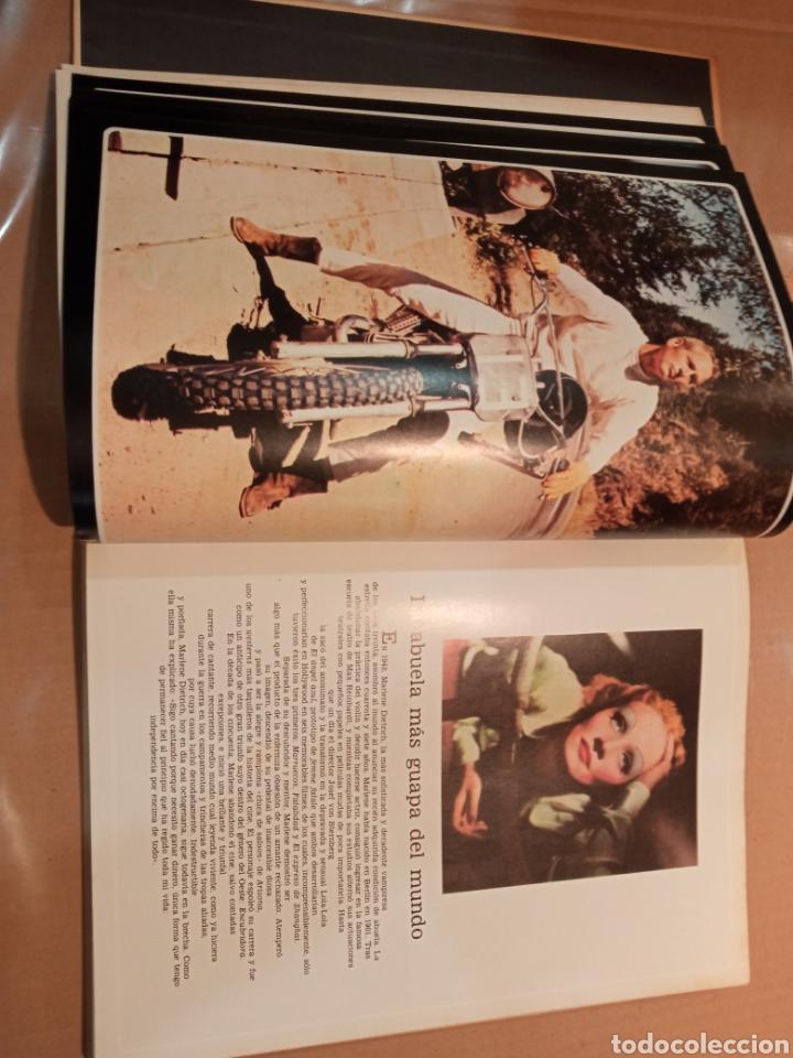 Cine: LAS ESTRELLAS historia del cine en sus mitos ENCICLOPEDIA URBION COMPLETA 1980 8 tomos + 1 EXTRA - Foto 11 - 275304683
