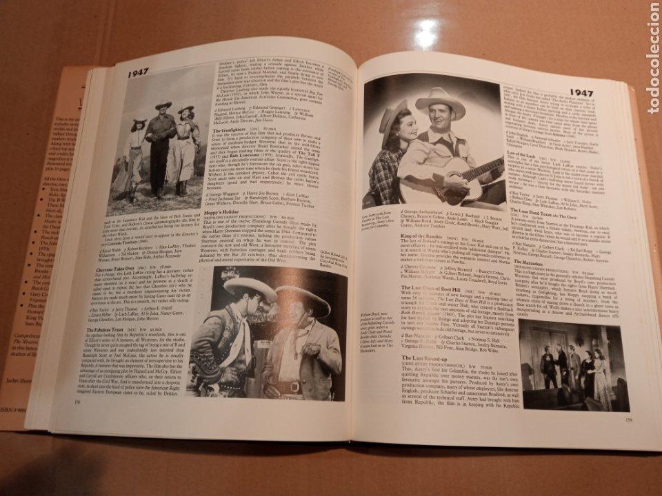 Cine: ENCICLOPEDIA ILUSTRADA DEL WESTERN CINE DEL OESTE THE WESTERN PHIL HARDY LIBRO - Foto 5 - 275514388