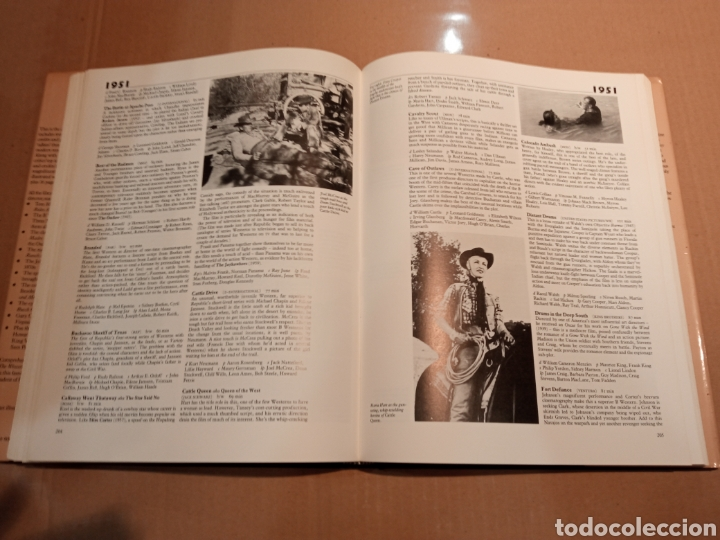 Cine: ENCICLOPEDIA ILUSTRADA DEL WESTERN CINE DEL OESTE THE WESTERN PHIL HARDY LIBRO - Foto 6 - 275514388