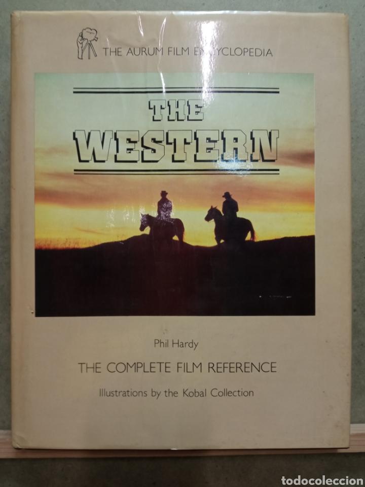 Cine: ENCICLOPEDIA ILUSTRADA DEL WESTERN CINE DEL OESTE THE WESTERN PHIL HARDY LIBRO - Foto 2 - 275514388