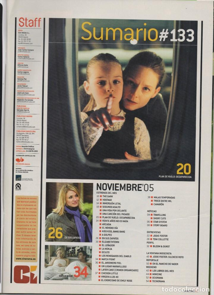 Cine: CINERAMA NOVIEMBRE 2005 - Foto 2 - 275667453
