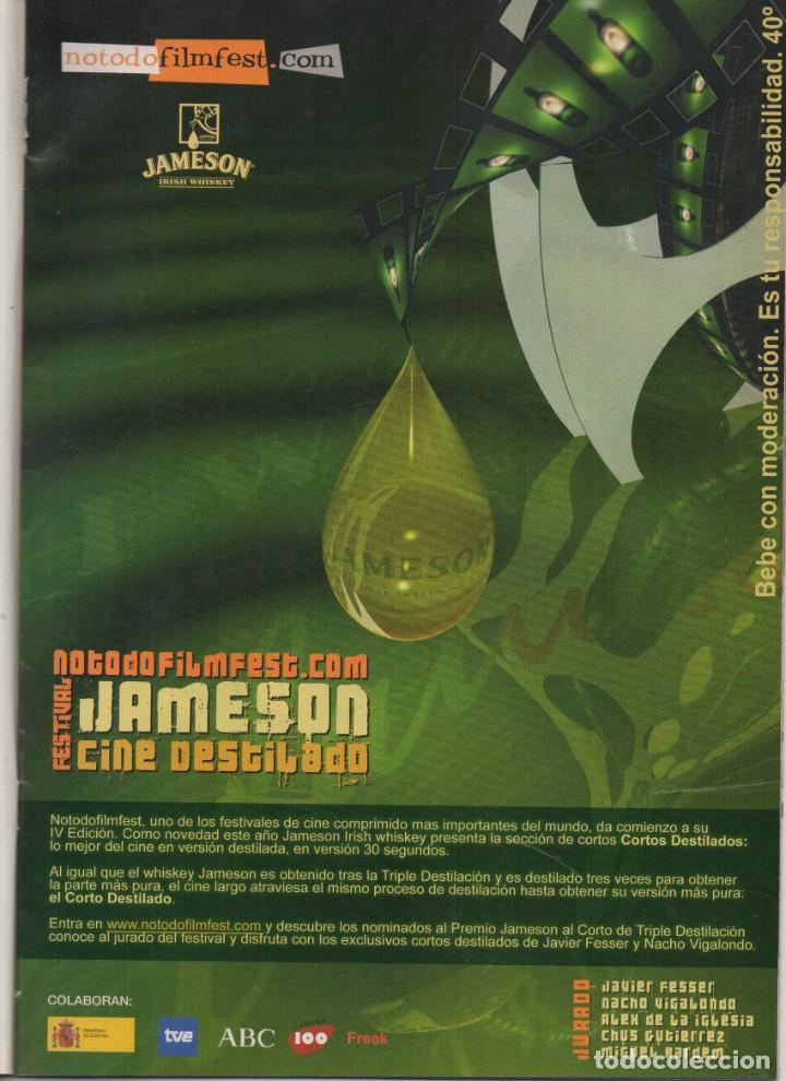 Cine: CINERAMA NOVIEMBRE 2005 - Foto 3 - 275667453