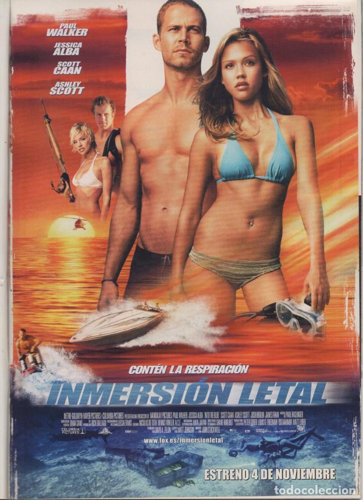 Cine: CINERAMA NOVIEMBRE 2005 - Foto 4 - 275667453