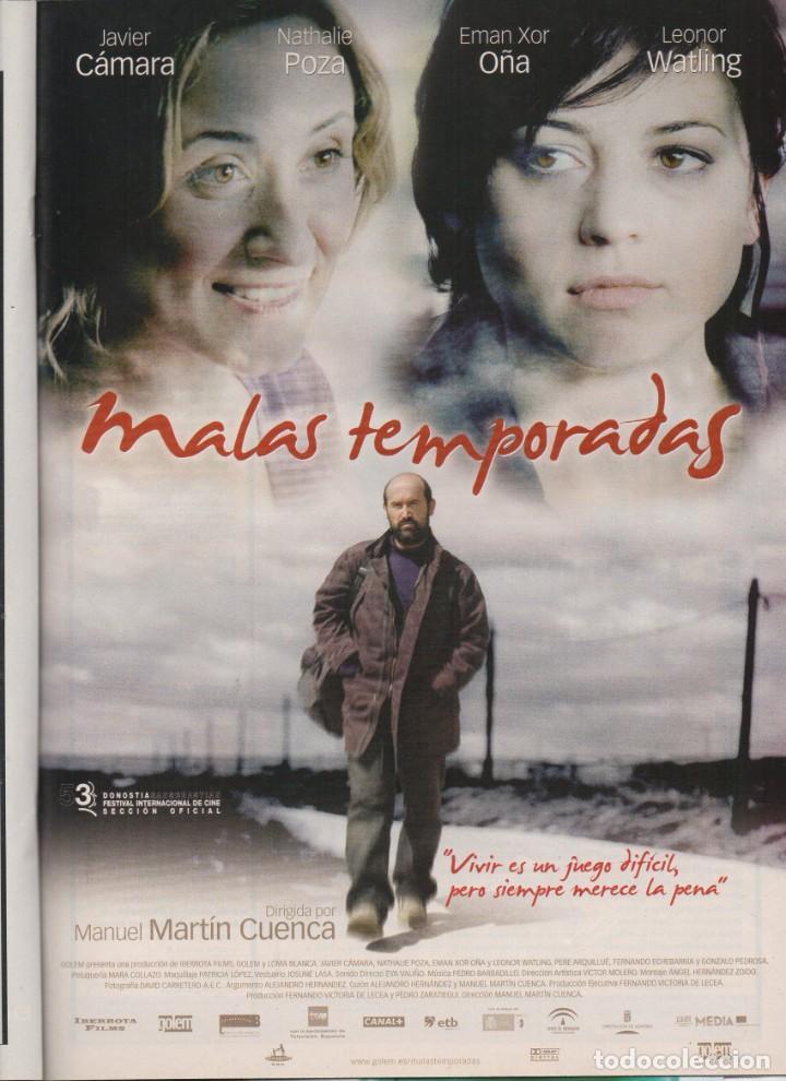 Cine: CINERAMA NOVIEMBRE 2005 - Foto 12 - 275667453
