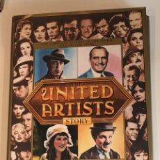 Cine: THE UNITED ARTISTS LA HISTORIA DE UNITED ARTISTS LOS ARTISTAS ASOCIADOS STORY RONALD BERGAN LIBRO. Lote 275514023