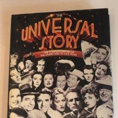 Cine: THE UNIVERSAL STORY LA HISTORIA DE LA UNIVERSAL CLIVE HIRSCHHORN LIBRO. Lote 275514113
