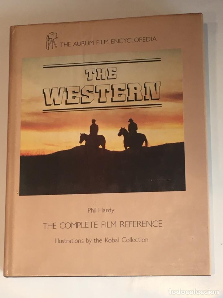 ENCICLOPEDIA ILUSTRADA DEL WESTERN CINE DEL OESTE THE WESTERN PHIL HARDY LIBRO (Cine - Revistas - Otros)