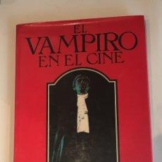 Cine: EL VAMPIRO EN EL CINE DAVID PIRIE LIBRO. Lote 275515453