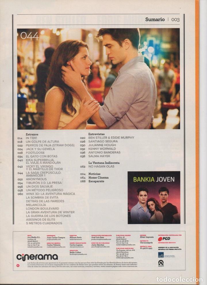 Cine: CINERAMA NOVIEMBRE 2011 - Foto 3 - 276251083