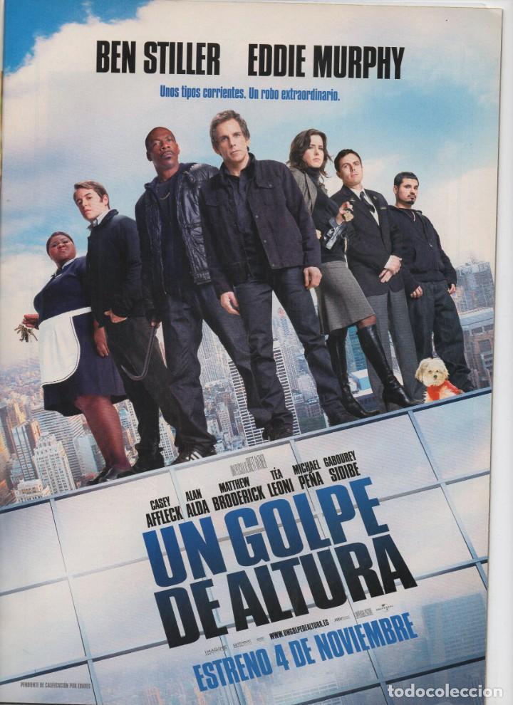 Cine: CINERAMA NOVIEMBRE 2011 - Foto 4 - 276251083