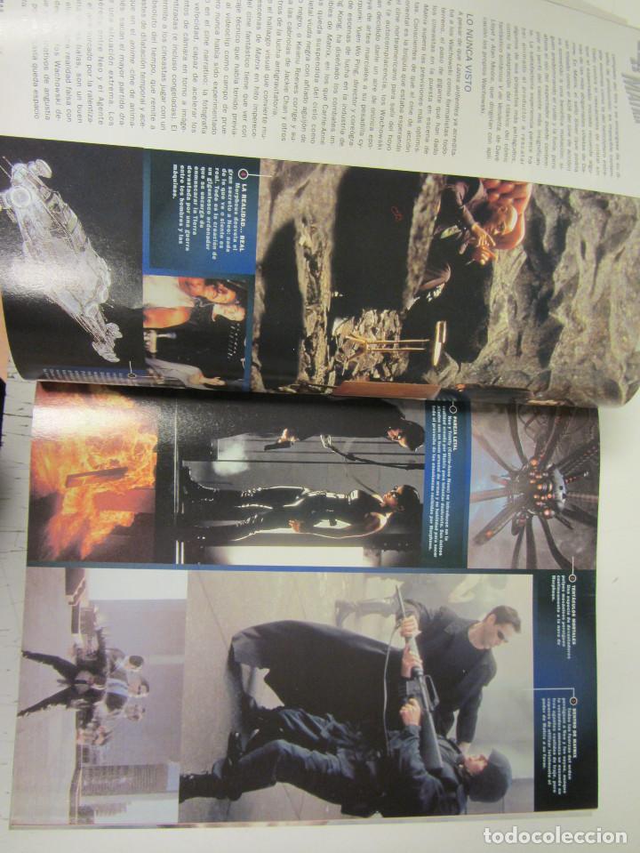 Cine: Fotogramas año 1999 completo perfectamente encuadernado. Tapa dura. - Foto 12 - 276524303