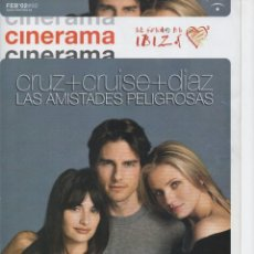 Cine: CINERAMA FEBRERO 2002. Lote 276621403