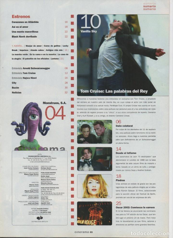 Cine: CINERAMA FEBRERO 2002 - Foto 2 - 276621403