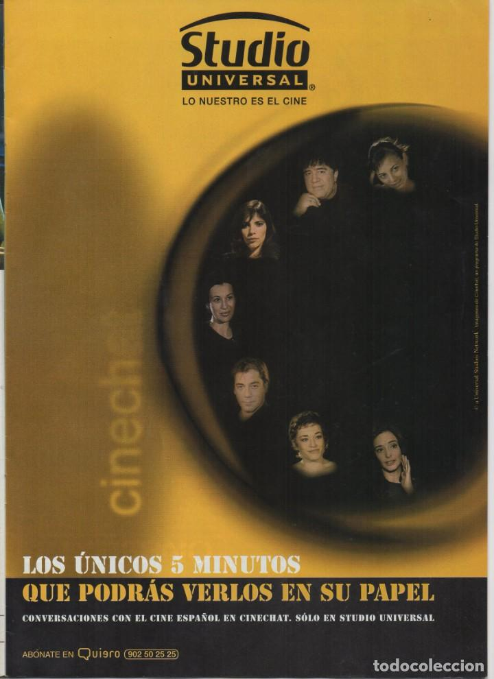 Cine: CINERAMA FEBRERO 2002 - Foto 4 - 276621403