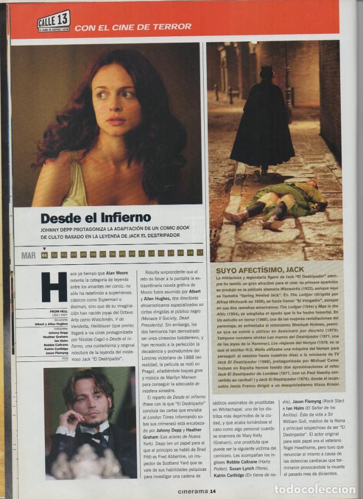 Cine: CINERAMA FEBRERO 2002 - Foto 7 - 276621403