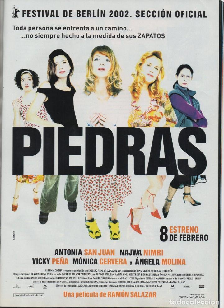 Cine: CINERAMA FEBRERO 2002 - Foto 11 - 276621403
