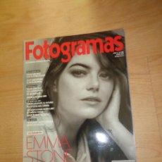 Cine: FOTOGRAMAS Nº 2103 / ENERO 2019 - EMMA STONE AL ROJO VIVO - DISPONGO DE MAS REVISTAS. Lote 276645553
