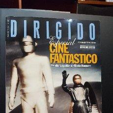 Cine: REVISTA DE CINE - DIRIGIDO ESPECIAL CINE FANTASTICO - NUMERO EXTRA Nº 279 . MAYO 1999. PDELUXE. Lote 276702543