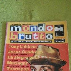 Cine: FANZINE MONDO BRUTTO 11. Lote 276820188